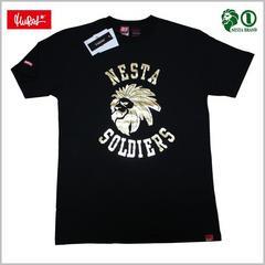 即決◆新品NESTA×MURALコラボTシャツ L◆黒ネスタミューラルレゲエ金プリ2014