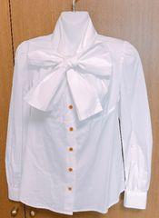 ヴィヴィアンLEDLABELリボンシャツ サイズ1