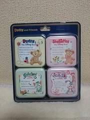 TDS♪ダッフィー&フレンズ キャンディー缶
