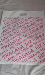 送料半額♪SHOP袋にオマケ付キTRALALA&LIZLISA&LIZLISAdoll