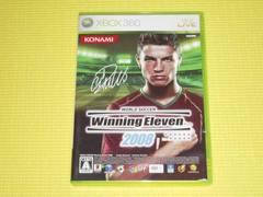 xbox360★ワールドサッカー ウイニングイレブン2008