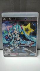 PS3 初音ミク Project DIVA- F  (ポストカード付属)