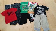 男の子まとめうり120甚平パジャマお着替え