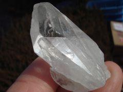 コリント産 ミニ水晶 ブラジル H22