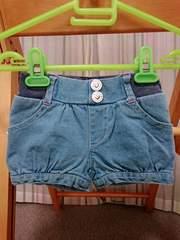 半額即決★ラス1新品★ジルメアリー★ショートパンツ・ズボン★80cm