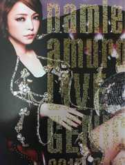 DVD 安室奈美恵 [LIVEGENIC 2015-2016]