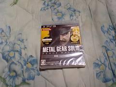 【新品PS3】メタルギアソリッドピース HDE