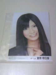 DVD AKB48 チームA 10年後 倉持明日香 特典 生写真 / アイドル フォト
