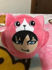 GACKT*がくっち フェイスポーチ【ピンク】