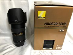 NIKON  AF-S NIKKOR 24-70mm f/2.8G ED 美品