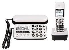 【人気品薄】パイオニア デジタルコードレス電話機 子機1台付き