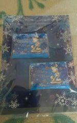 Disney Mickey ファイル ティッシュ2個 新品