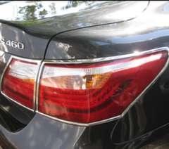 レクサス メッキテールライトリング LS460 LS600h LS600hL 09y〜12y