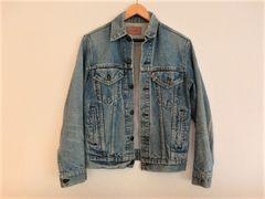 リーバイス Levi's 70506-0216 米国製 デニム ジャケット ジージャン 38