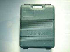 Hitachi Koki日立工機株式会社日立高圧ねじ打機WF4Hケース中古品