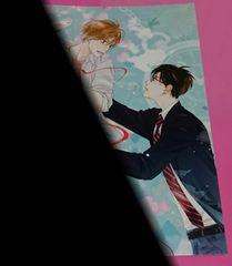 綾ちはる ハロー、マイアリス コミコミスタジオ購入特典イラストカード