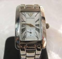 ◆本物確実正規エンポリオアルマーニ レディース腕時計