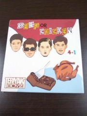(CD)TERIYAKI BOYZ/テリヤキボーイズ☆BEEF OR CHICKEN[初回限定盤]
