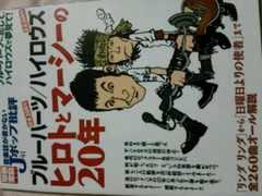 絶版【ブルーハーツ.ハイロウズ】ヒロトとマーシーの20年!!