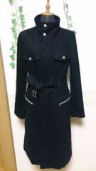 Pinky&Dianne 美大人ライン*ライナー付き コート黒