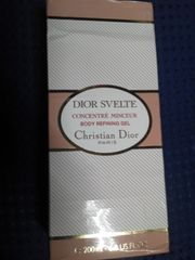 Christian Dior BODY REFININGGEL 200ml 新品