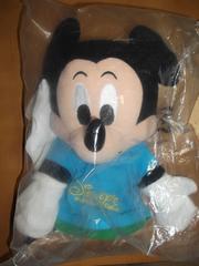 ミッキーマウス パペット 新品