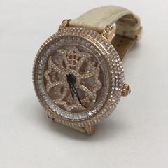 【GENKINGオク】BRILLAMICO ブリラミコ 時計 ベージュ