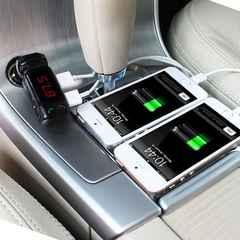 車用 トランスミッター bluetooth USB充電