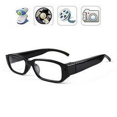 720P HD高画質 メガネ型ビデオ&カメラ 高解像度