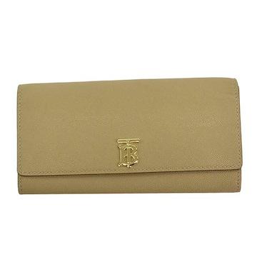 ★バーバリー HALTON 2 長財布(BE)『8018939』★新品本物★