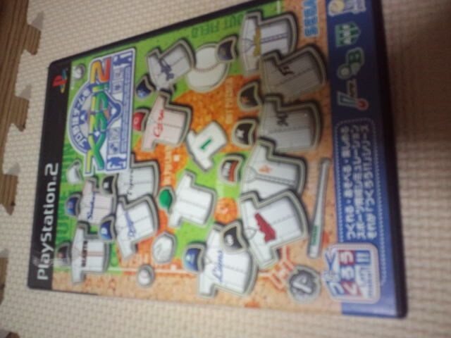 PS2☆プロ野球チームをつくろう2☆状態良い♪  < ゲーム本体/ソフトの