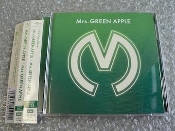 2ndアルバム『Mrs.GREEN APPLE』初回盤【CD+DVD(95分)】他に出品