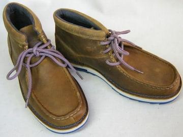クラークスCLARKS新品ミッドカット ブーツ65995us10