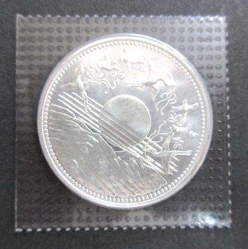 昭和天皇御在位60年記念10,000円銀貨 昭和61年