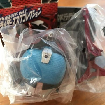 仮面ライダー マスクコレクション vol,2 カブト (ライダーフォーム) ★バンダイ★