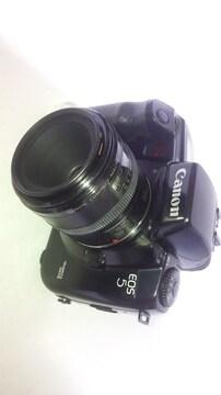 Canon EOS 5 + EF コンパクト マクロ 50�o カビあり