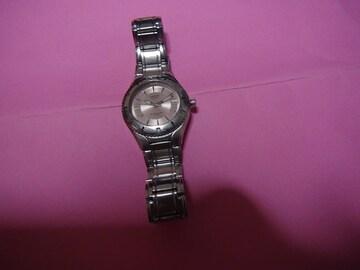 CASIOの腕時計 メンズ 電池式クォーツ製 稼動品!