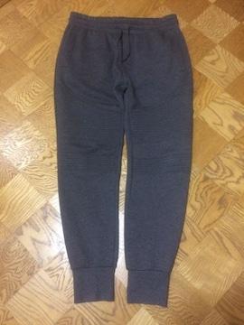 エイチアンドエム H&M バイカー ジョガー スエット パンツ
