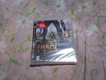 【新品PS3】フラクチャー