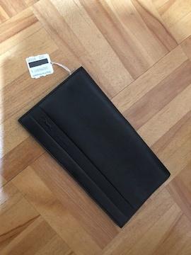 確実本物 新品☆フランス製 ロンシャン長財布 シンプル 男女兼用