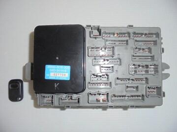 ホンダ ザッツ ABA-JD1 純正品ヒューズボックスキーレスリモコン