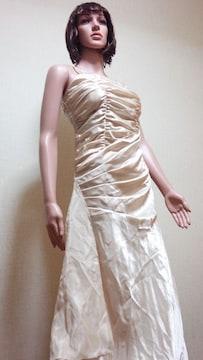 新品タグ付☆ageha☆背編み&ドレープの綺麗なドレス☆3点で即落
