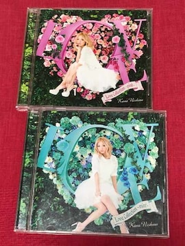 【送料無料】西野カナ(BEST)CD2枚セット