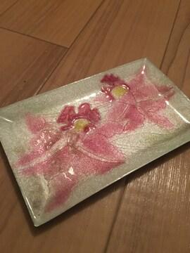 美品   七宝焼 平皿  3枚セット