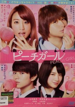 中古DVD ピーチガール