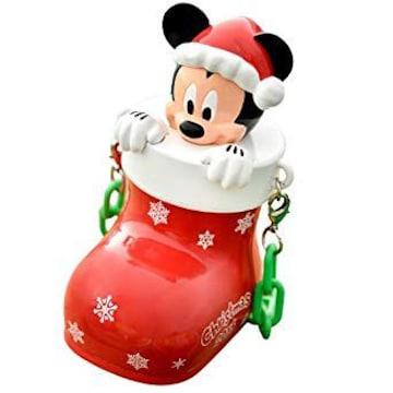 クリスマス 2015 ミニスナックケース TDR ミッキー グミケース