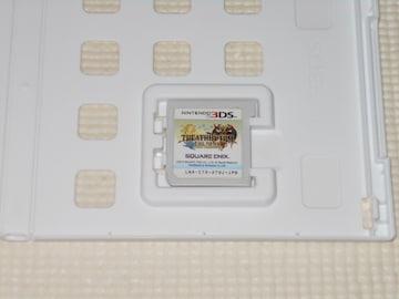 3DS★シアトリズム ファイナルファンタジー ケース付