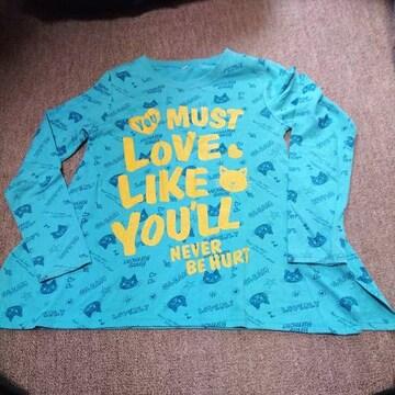女の子用Tシャツ140�p