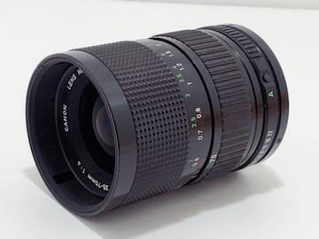 Z162 Canon キヤノンFD 35-70mm 1:4 キャノン レンズ 美品