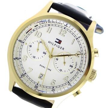 トミーヒルフィガー クオーツ メンズ 腕時計 1791386